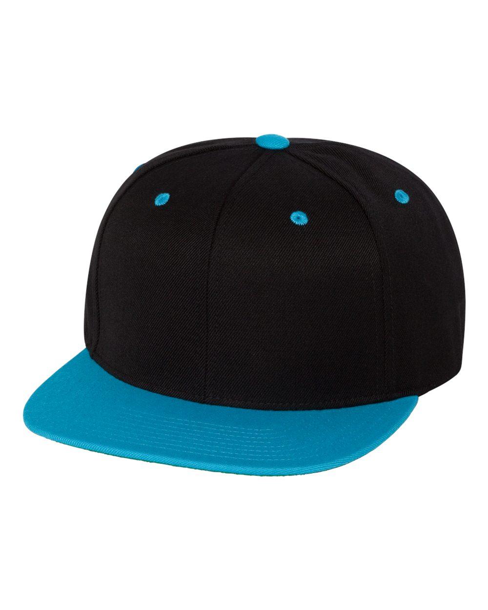 Flat Bill Caps